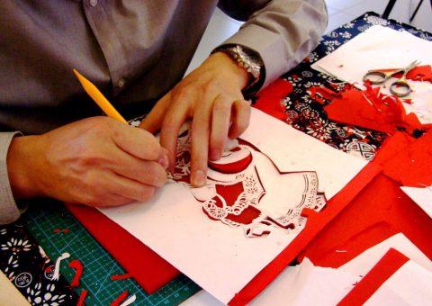 Мастер-класс по современному декоративно-прикладному искусству
