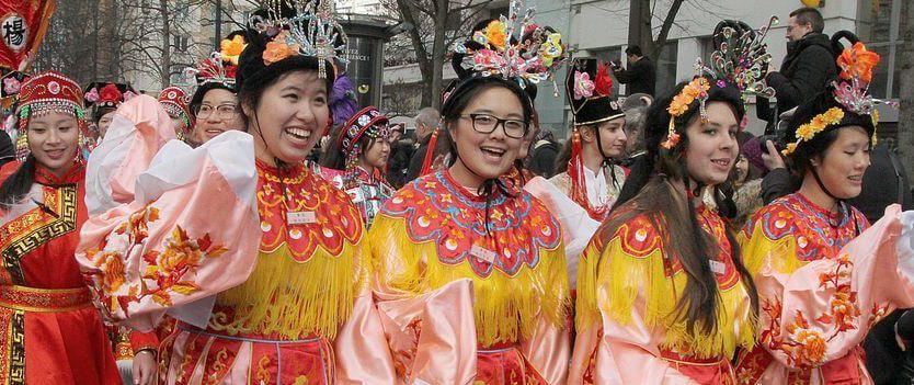 Традиционная одежда Китая