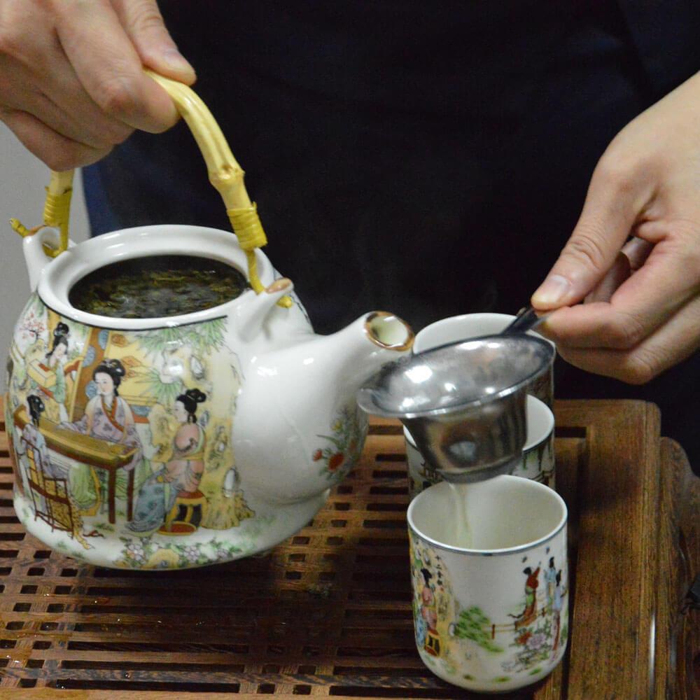 Чай «Тегуаньинь». Китайская чайная церемония